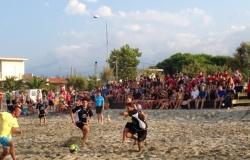 Beach soccer στο Καστρι Λουτρο 2014